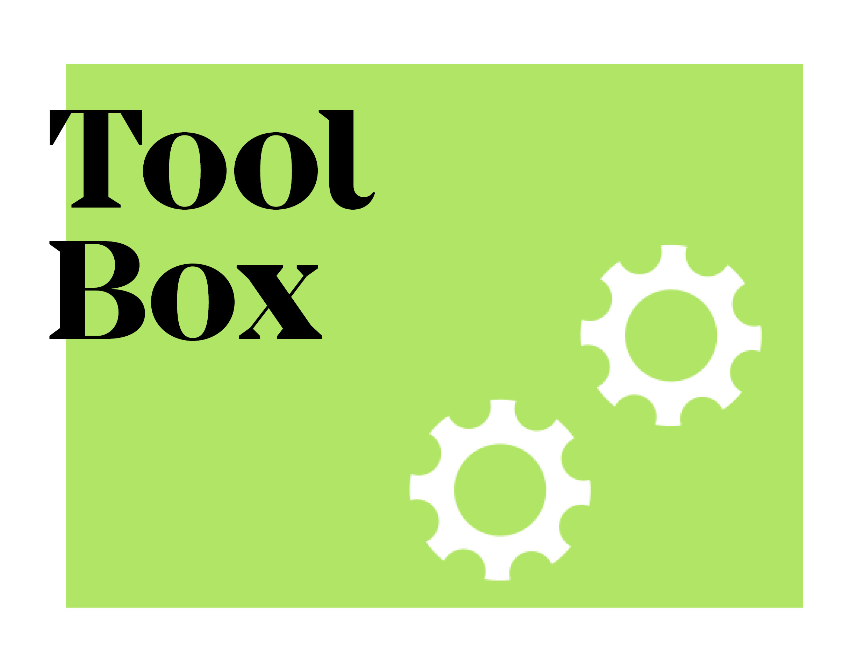 Tool Box Folder