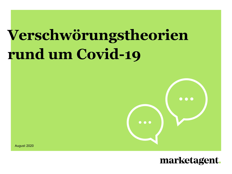 Verschwörungstheorien rund um Covid-19