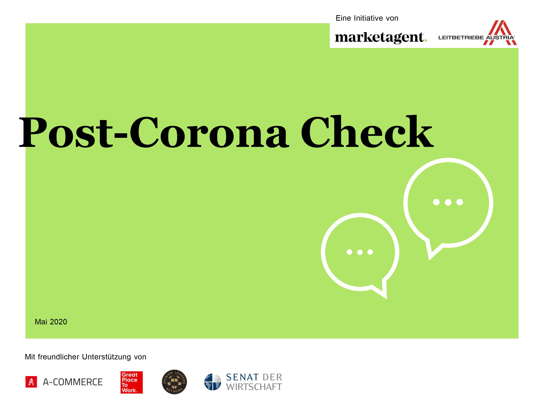 Post-Corona Check