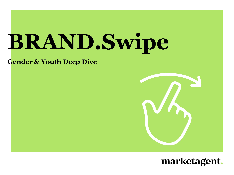 """Studiendownload: BRAND.Swipe """"Gender & Youth Deep Dive"""""""