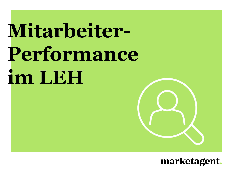 Mitarbeiter-Performance im LEH
