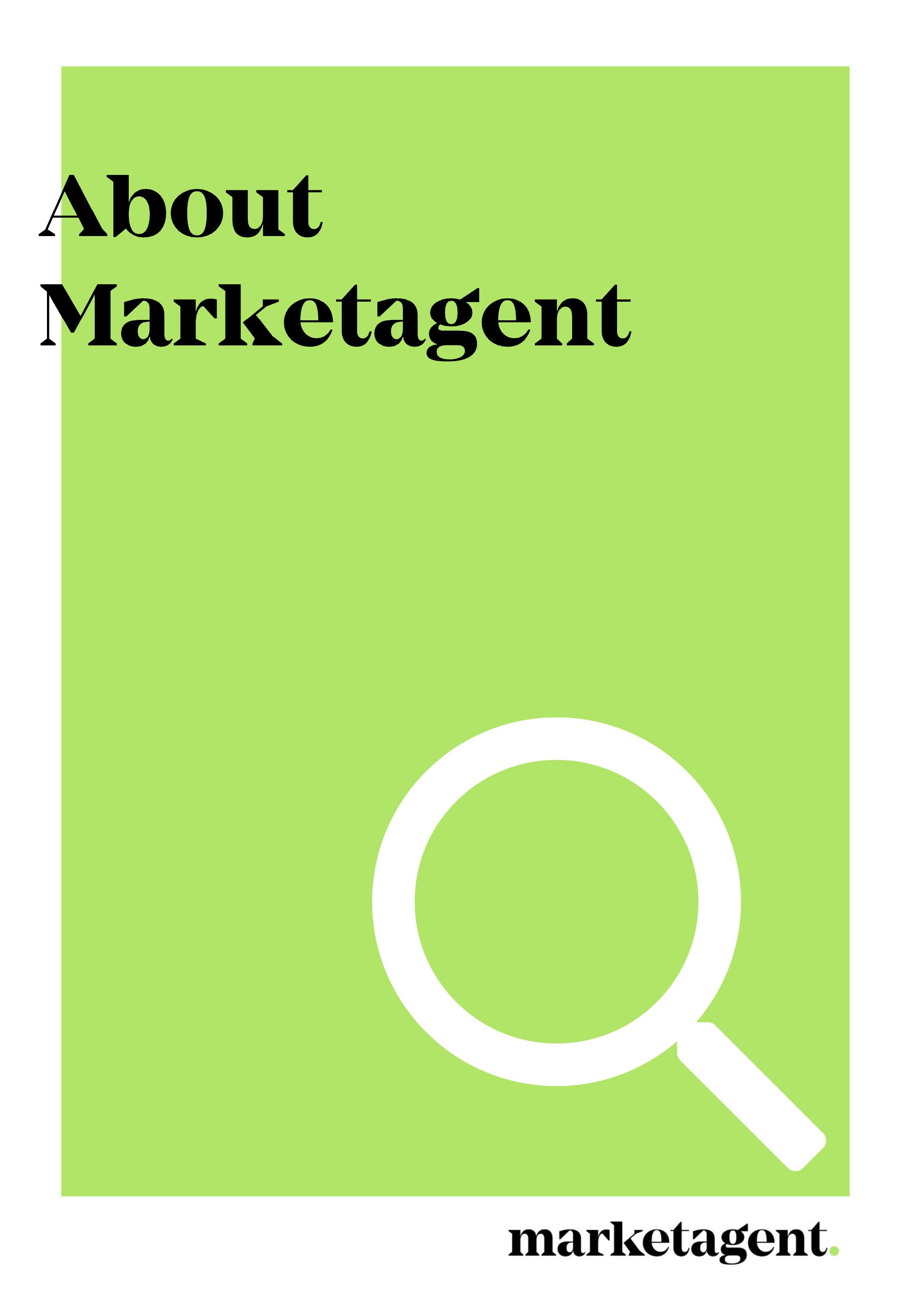 About Marketagent
