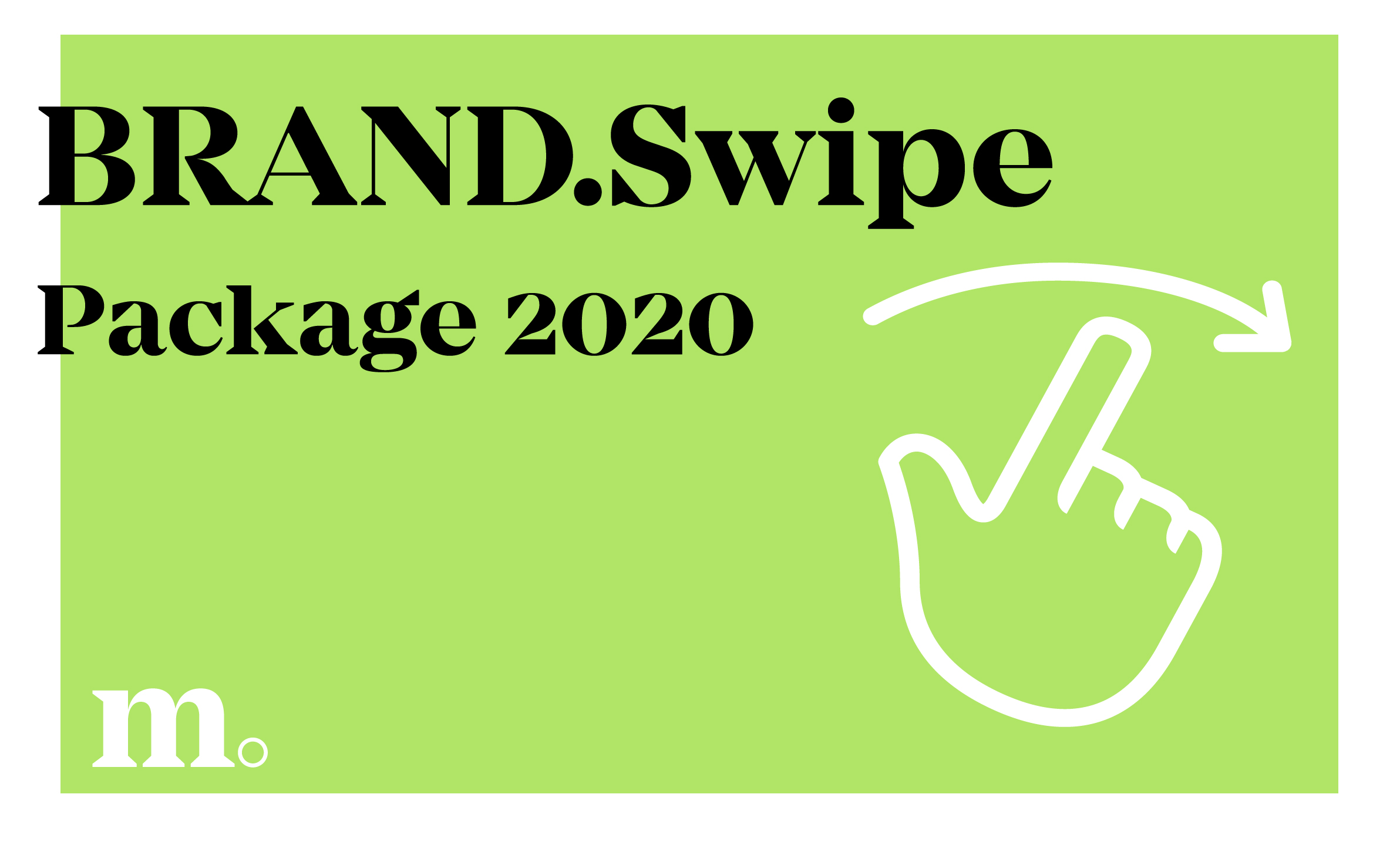 BRAND.Swipe NXT Package