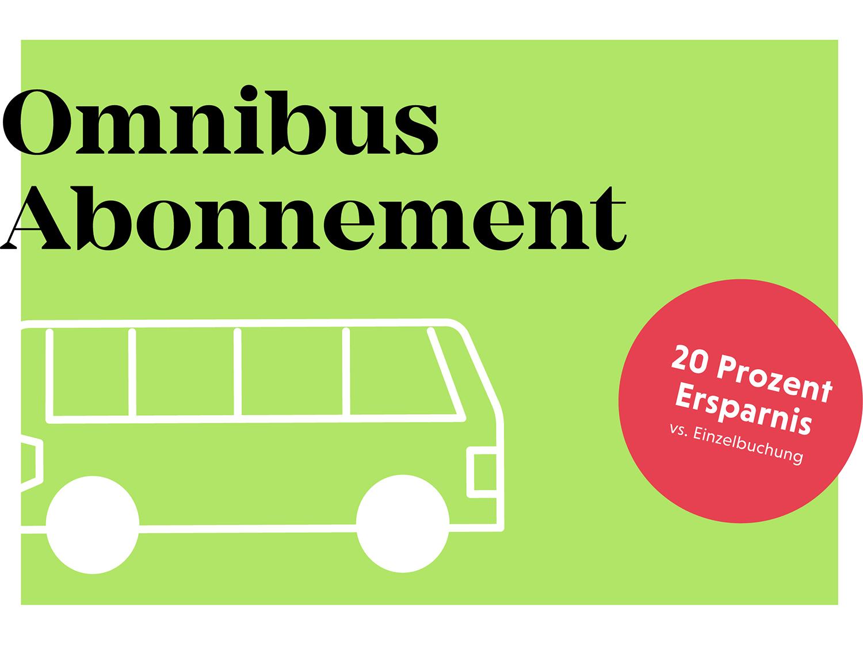 Web-Omnibus Abonnement