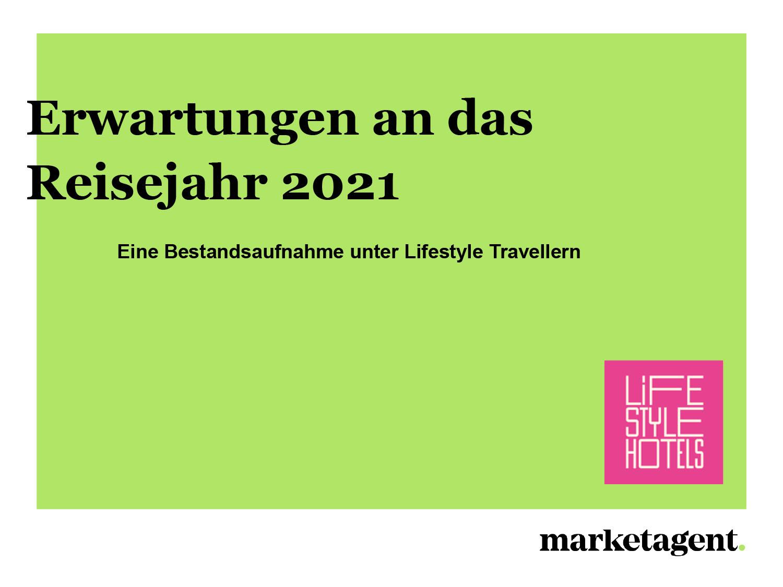 Erwartungen an das Reisejahr 2021