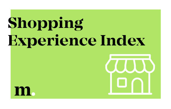 Muster-Report Shopping Experience Index