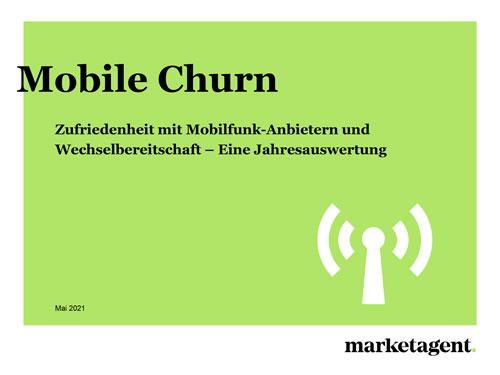 Mobile Churn Jahresauswertung