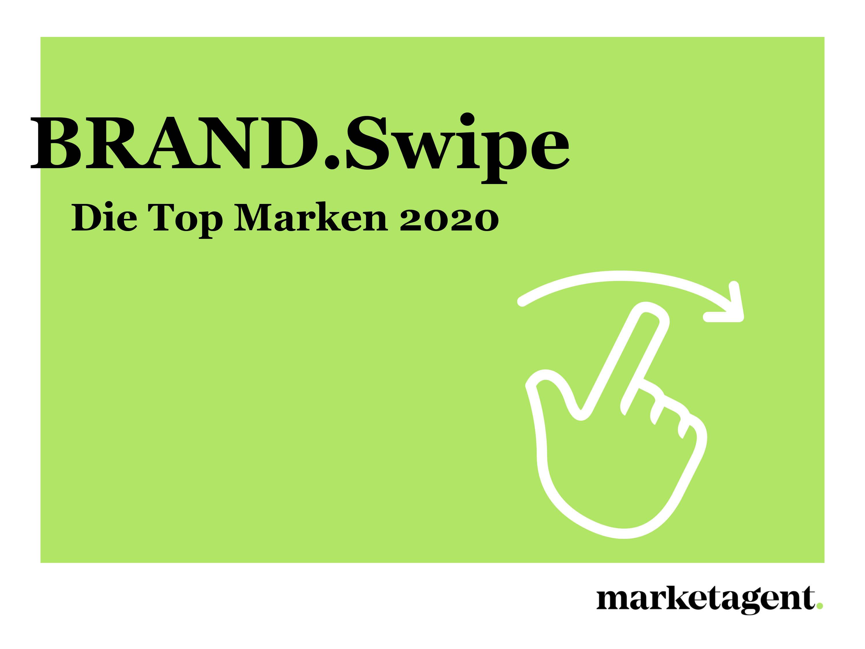 BRAND.Swipe: Die Top Marken 2020