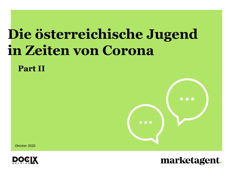 So geht Österreichs Jugend mit Corona um